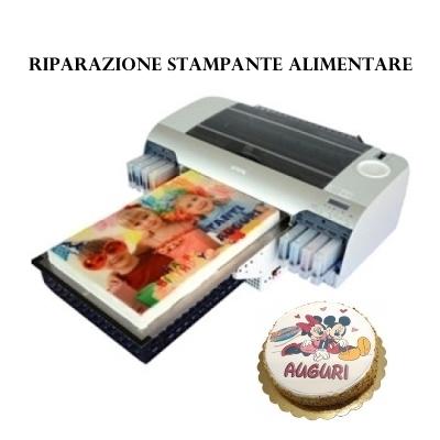 stampante alimentare